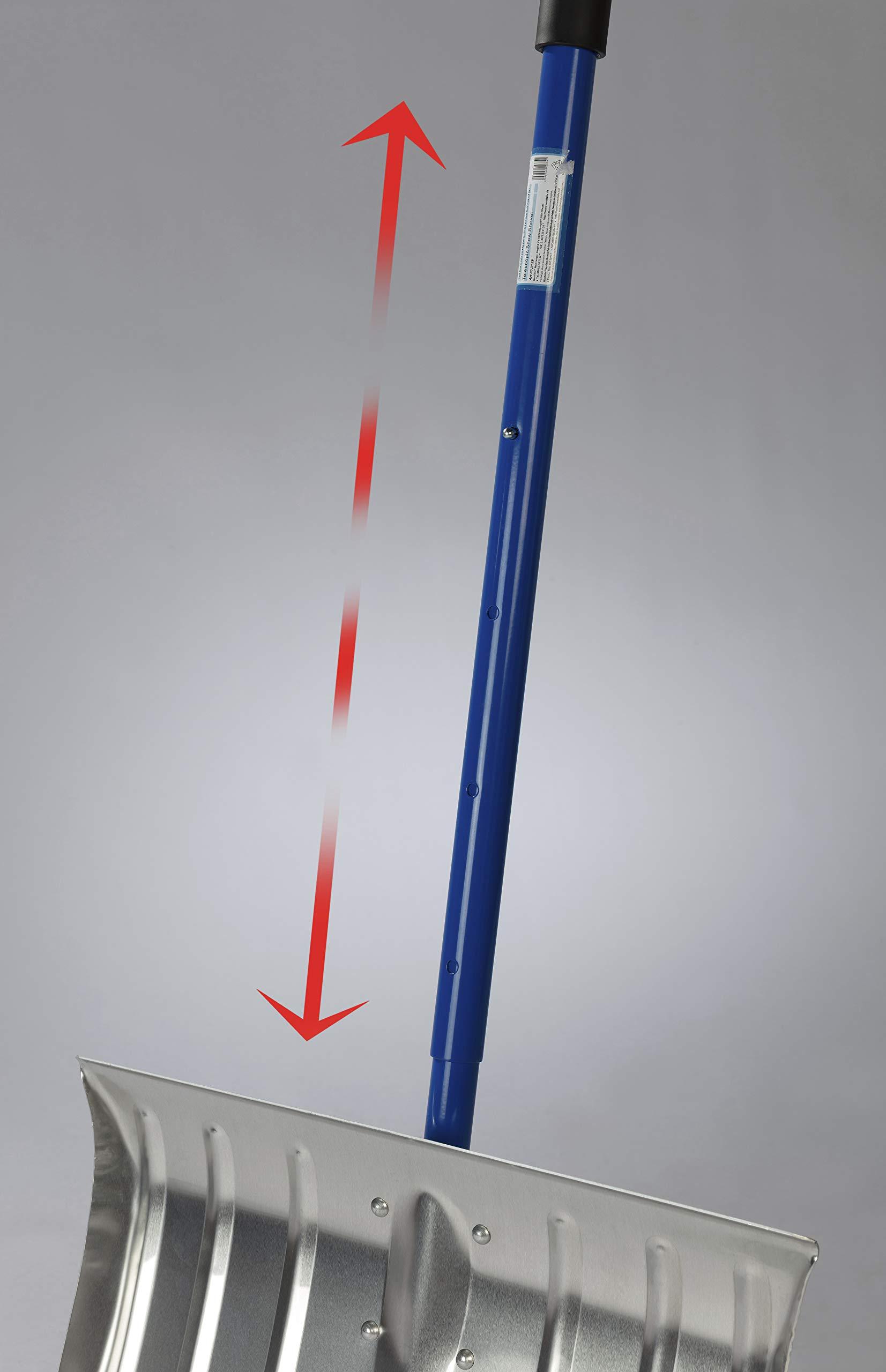 Westfalia Schneeschaufel teleskopierbar