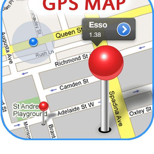 gps-map-using-google-maps