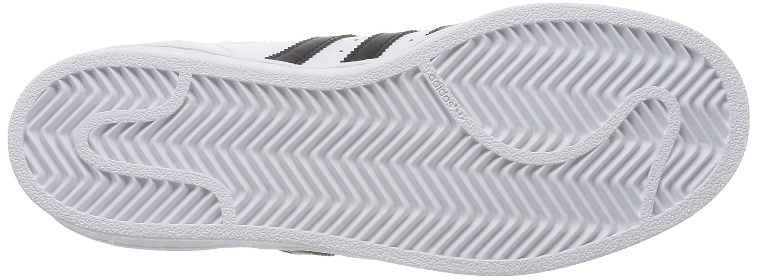 adidas Superstar J, Scarpe da Ginnastica Basse Unisex – Bambini 3 spesavip