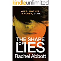 The Shape of Lies: The gripping psychological thriller