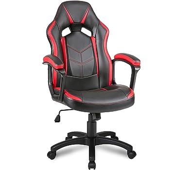 Stuhl Stufenlos Racing Bürostuhl Style Gaming Ribelli Im 5jL34AR
