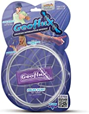 GeoFlux Mesmerizing 3-D Kinetic Sculpture & Interactive Spring Toy by GeoSpace