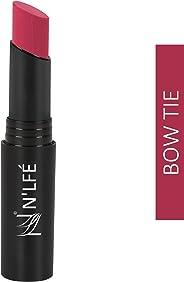 NELF Powder Matte Lipstick, Bow Tie, 3 g