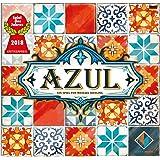 Partido Estrategia Juegos de Mesa Azul Color de los Azulejos de cerámica (Portugal vitral) - Juego de Interior Juguetes Gadge