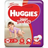 Huggies Wonder Pants Medium Size Diapers, 76 Count