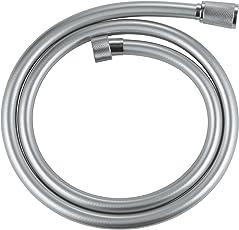 Grohe Silverflex Brause- und Duschsysteme-Brauseschlauch (125 cm, Edelstahloptik) 28362000