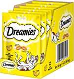Dreamies Katzensnacks/Klassiker Klassiker, mit Käse, 6 Beutel (6 x 60 g)