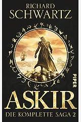 Askir: Die komplette Saga 2 (Das Geheimnis von Askir) Broschiert
