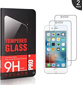 3D Touch Protection en Verre Tremp/é /Écran pour Apple iPhone 6 Plus//6s Plus//7 Plus//8 Plus Anti Rayures Bear Village/® Verre Tremp/é iPhone 6 Plus//6s Plus//7 Plus//8 Plus Sans Poussi/ère 1 Pi/èces