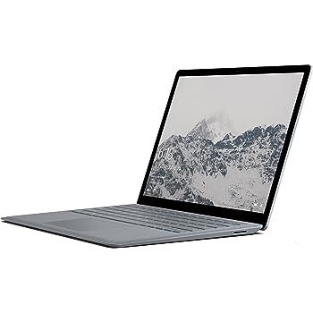 Microsoft Surface Laptop, Processore i5, SSD da 256, RAM 8GB, Platino