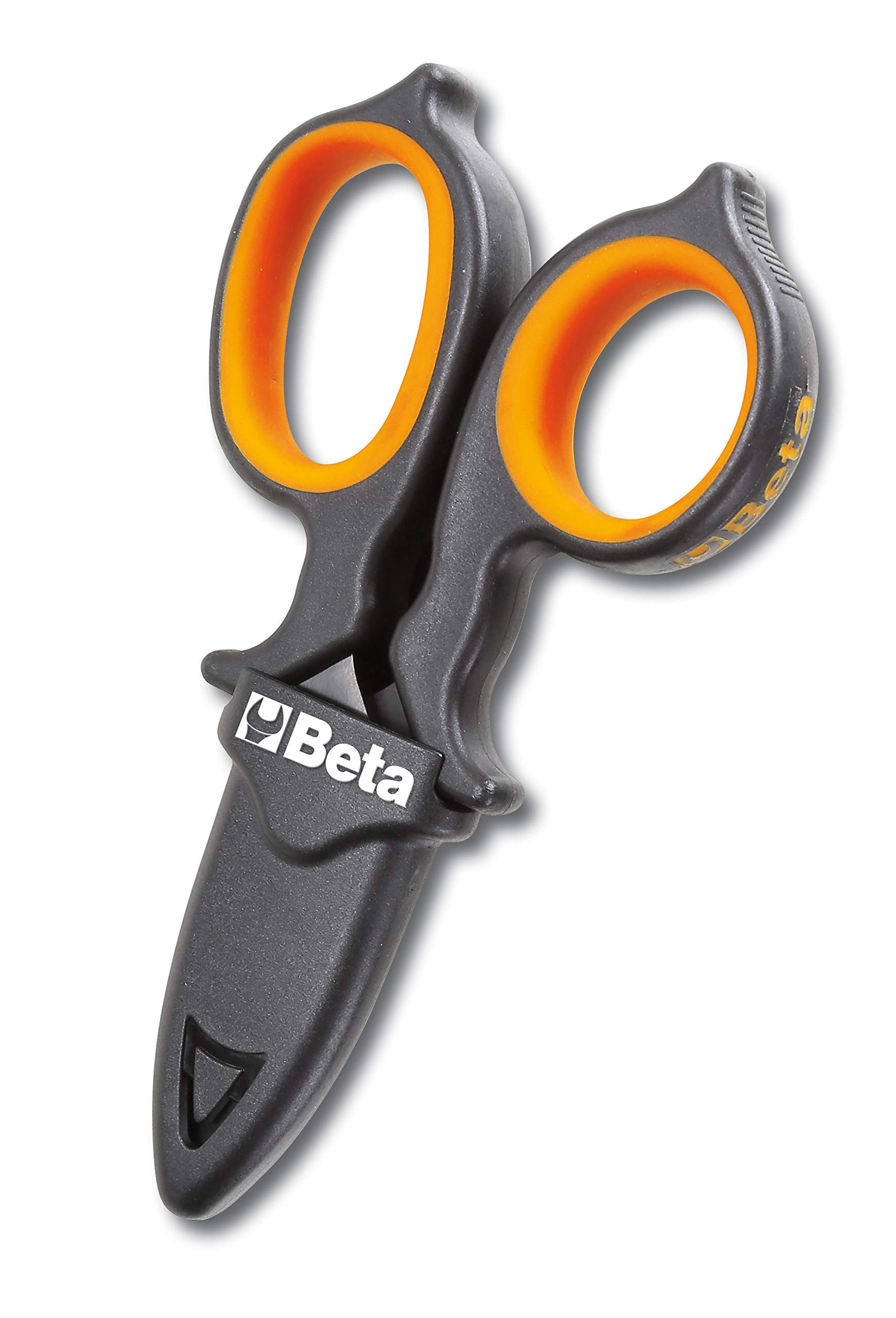 Beta-1128BAX-Forbici-per-elettricisti-a-Doppio-Effetto-brevettata-Unica-al-Mondo-con-Profili-a-Fresa-per-forare-Le-scatole-di-derivazione