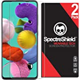 Spectre Shield Screen Protector for Samsung Galaxy A51 Accessory Samsung Galaxy A51 Screen Protector Case Friendly Full Cover
