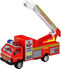 Shinsei Toys Fire Brigade, Red