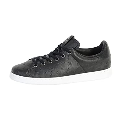 Marques Chaussure femme Victoria femme Deportivo Piel Velcros Negro