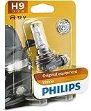 Philips 12361B1 Vision - Lampadina per fanale H9, confezione singola