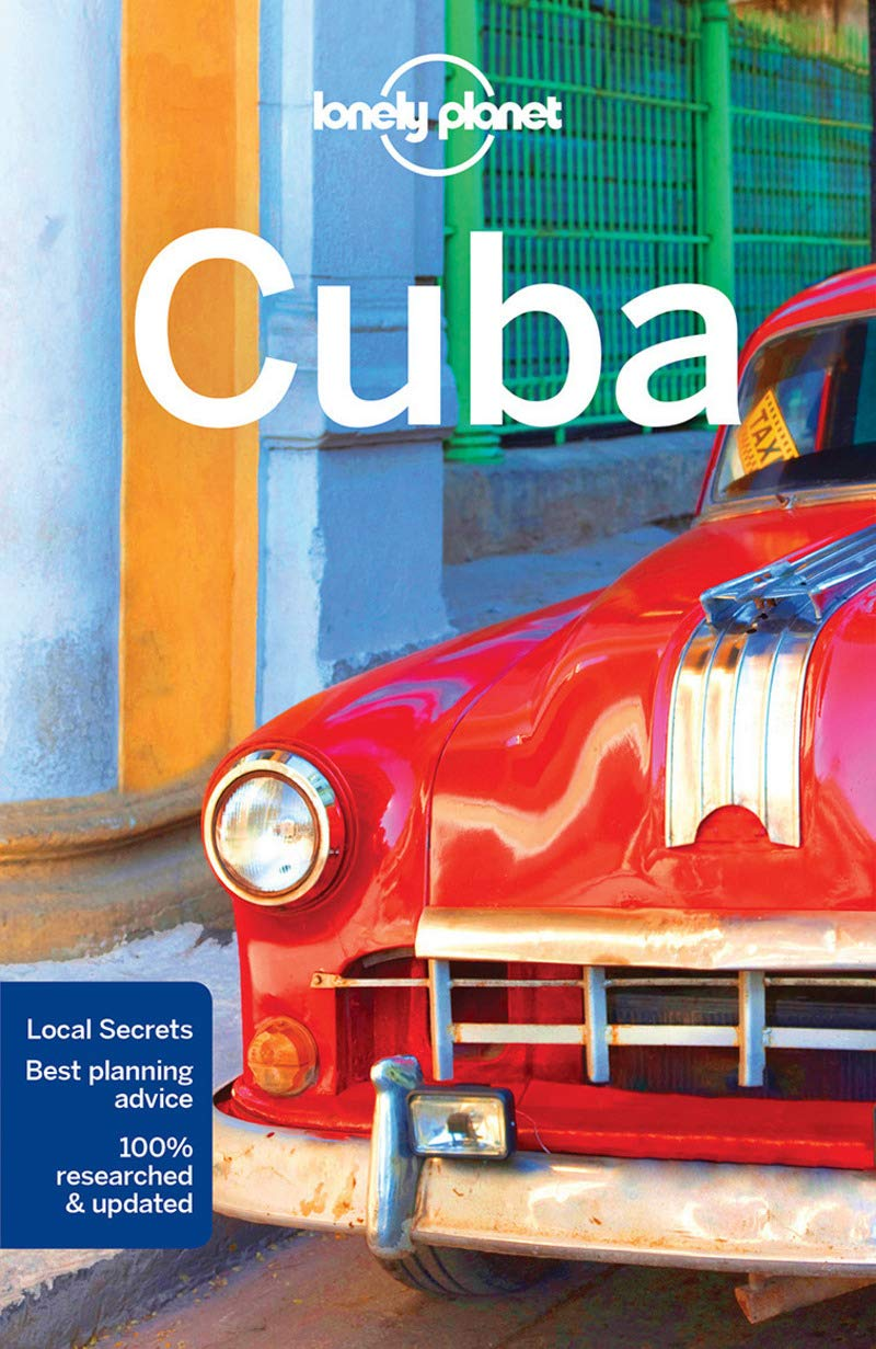 Lonely Planet Cuba (Travel Guide) 1