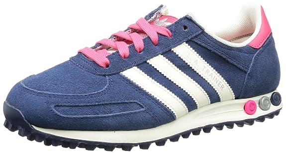 Adidas Sneaker Damen Blau Rosa