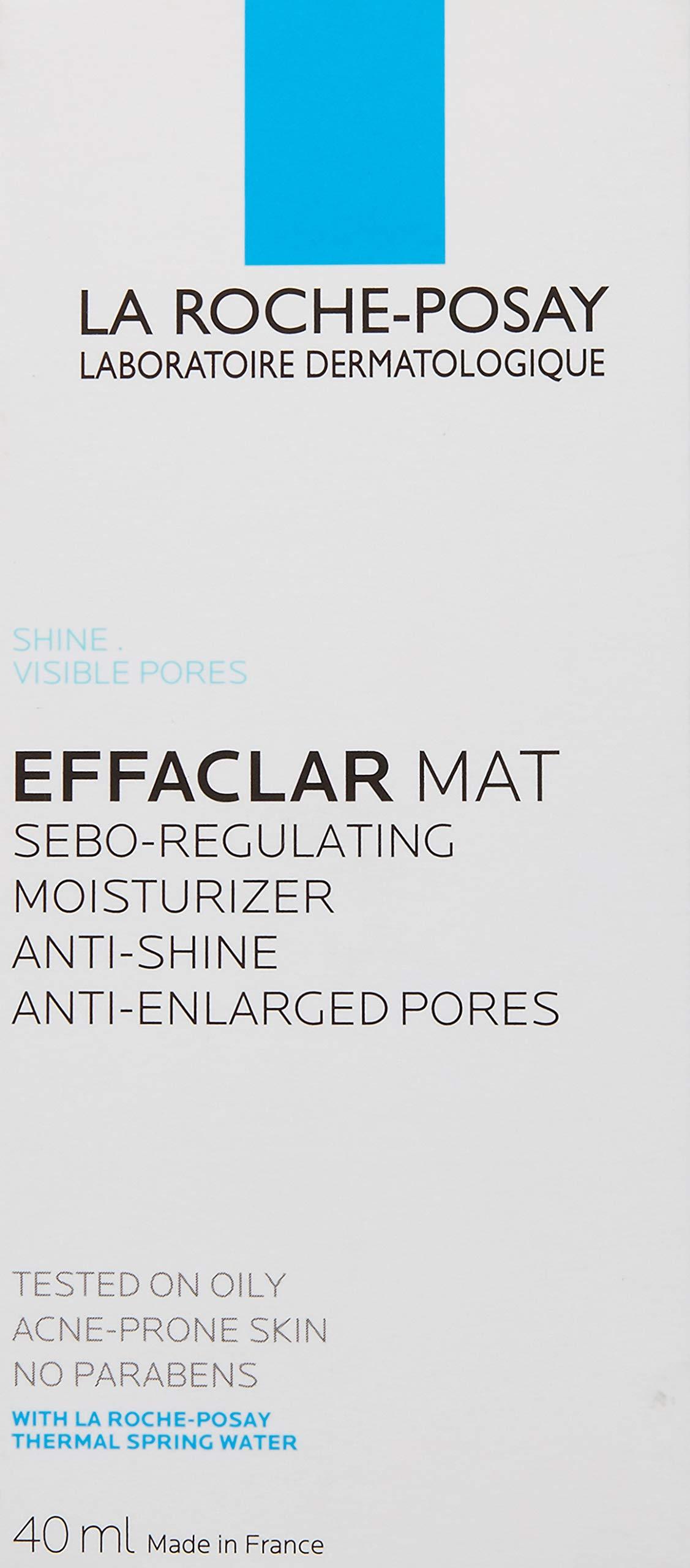 71d9Wo7MvFL - La Roche Possay EFFACLAR MAT 40ml