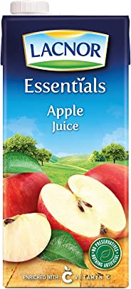 Lacnor Essentials Apple Juice - 1 Litre