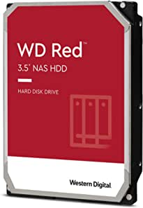 Wd Red Interne Nas Festplatte 6 Tb Computer Zubehör