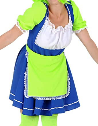 Amazon neon kleid