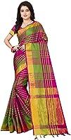 Nirmla Fashion Women's Art Silk Saree with Blouse Piece(Saree for Jadi line)