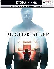 Doctor Sleep (Steelbook) (4K UHD + HD + Director's Cut) (3-Disc) - Includes Director's Cut on Disc 3