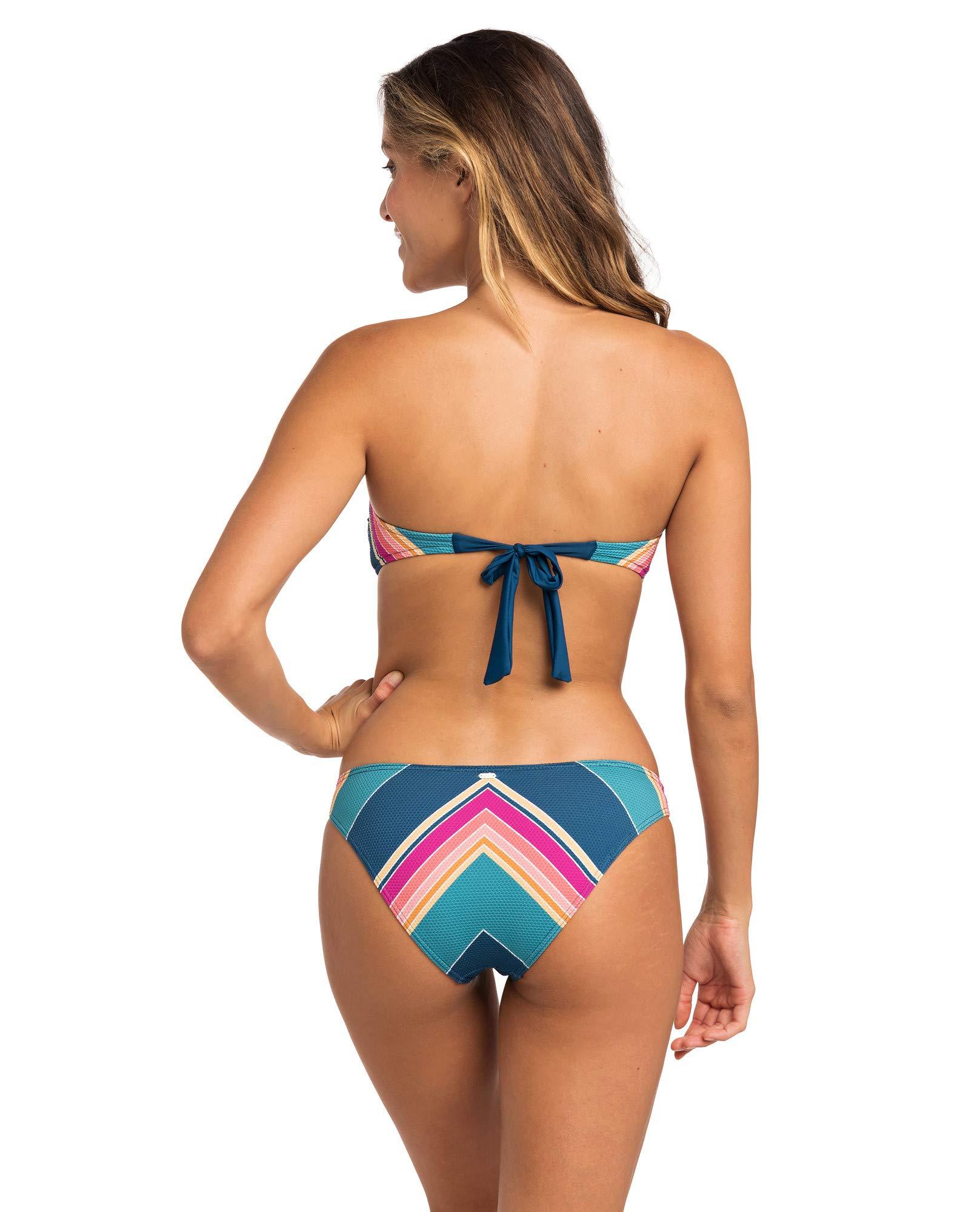 RIP CURL Golden Haze Bikini Top,Pantalones,Set,Bikini de Surf