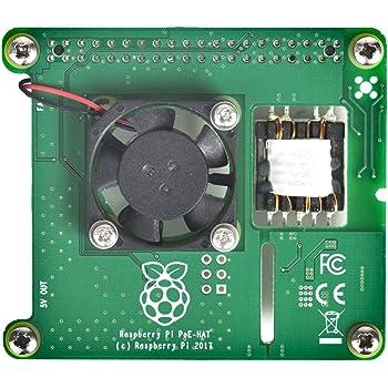 Raspberry Pi PoE HAT  Amazon.co.uk  Car   Motorbike f55f4bfae01d