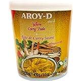 Pasta de Curry Amarillo Tailandesa Aroy-D