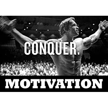 Body Gym 1 INSPIRATIONAL MOTIVATIONAL FAMOUS QUOTE POSTER PRINT #33 A3