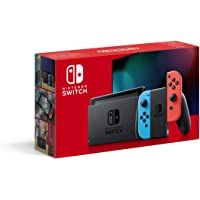 Nintendo Switch (Neon Red/Neon blue) [Edizione: Regno Unito]