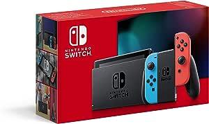 Nintendo Switch (Neon Red/Neon blue) [Edizione: Regno Unito]