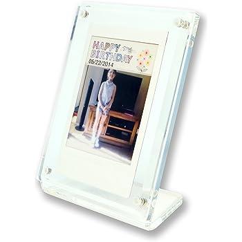 Instax Mini Clear Photo Frame: Amazon.co.uk: Camera & Photo