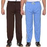 VIMAL JONNEY Men's Regular Fit Trackpants (Pack of 2)