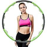 Hula Hoop, Hula Hoop Reifen Die Zur Gewichtsreduktion und Massage Verwendet Werden KöNnen, 6-8 Segmente Abnehmbarer…