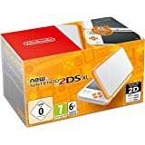 New Nintendo 2DS XL Blanc+Orange