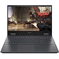 HP Omen 15.6-inch FHD Gaming Laptop (Ryzen 5-4600H/8GB/512GB SSD/Windows 10/NVIDIA GTX 1660ti 6GB/Shadow Black/2.36 kg…