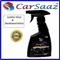 Carsaaz Leather Vinyl & Dashboard Polish(330ml)