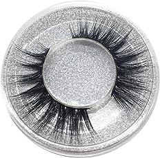 Falsche Wimpern, MMLC 1 Paar Luxus 3D Falsche Wimpern Flauschigen Streifen Wimpern Lange Natürliche Partei Wimpern Verlängerung Einzelwimpern