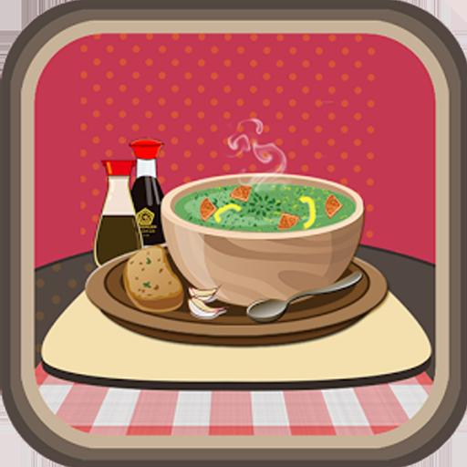 Suppenmacher Koch