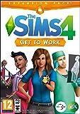 The Sims 4 - Al Lavoro! DLC   Codice Origin per PC