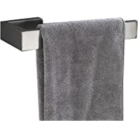 Flybath Open Towel Ring 304 Stainless Steel Towel Holder Wall Mounted Accessories Brushed Silver