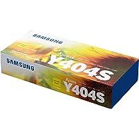 Samsung CLT-Y404S (SU444A) Cartouche de Toner Jaune pour imprimantes SL-C430W, SL-C480W, SL-C480FW