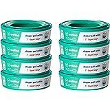 wellap baby Ricariche Mangiapannolini Compatibili per Maialino 8 Pezzi