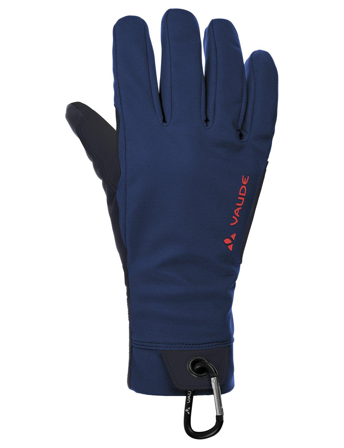 71dIlpIkF7L - VAUDE Men's Lagalp Softshell Gloves