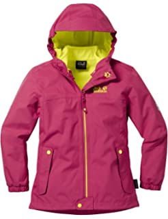 Jack Wolfskin Mädchen Glacier Bay Jacket Girls Jacke
