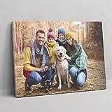 Detalles Creativos Lienzos Personalizados con Foto | Cuadro Personalizado | Lienzo Impreso sobre Bastidor Diferentes tamaños
