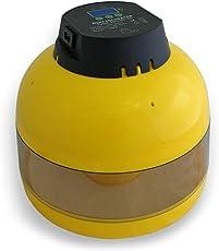 Wiltec Brutmaschine 10 Eier Brutapparat Flächenbrüter Inkubator Brutkasten