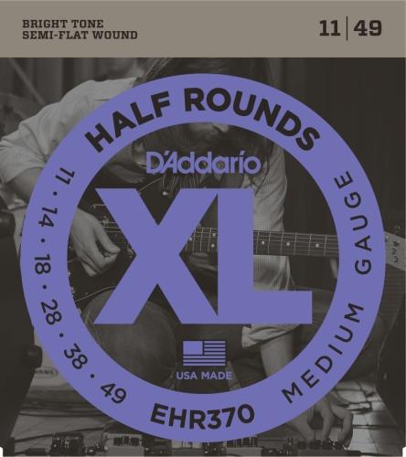 daddario-ehr370-xl-half-rounds-medium-011-049-electric-guitar-strings